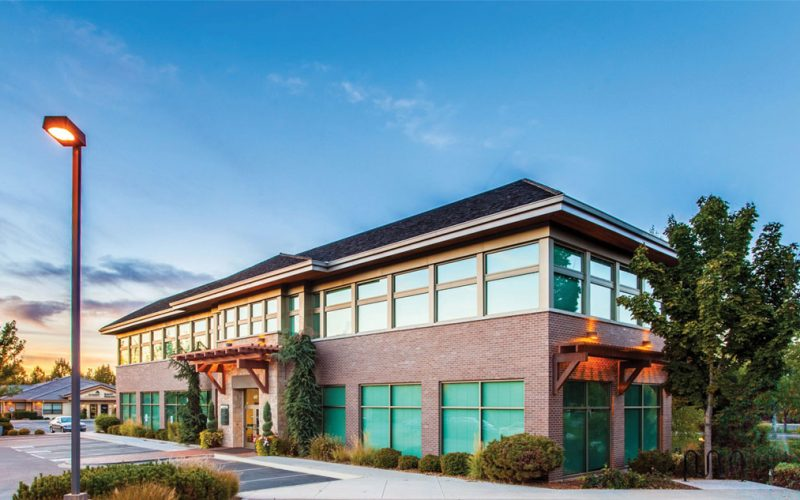 Property Management Commercial Building Exterior